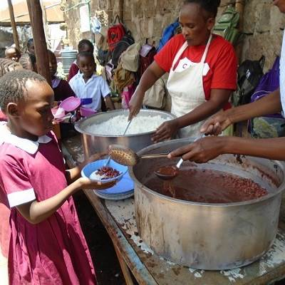 Porridge and Rice is fighting poverty through education for the extreme poor of the Nairobi slums